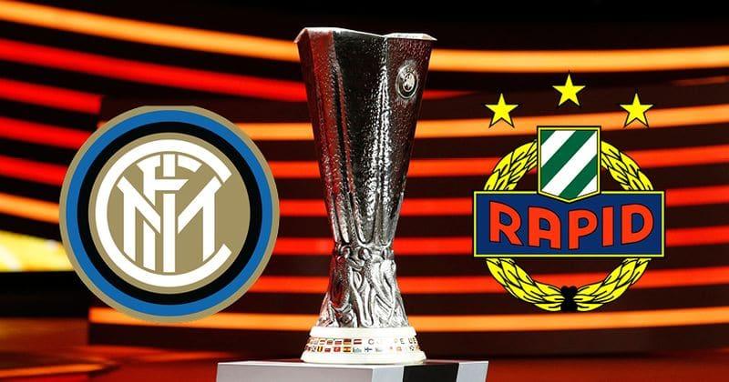 Come vedere Inter Rapid Vienna in tv su TV8