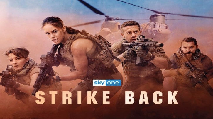 strike back sky
