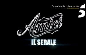 Amici 18 Serale anticipazioni in tv e in streaming