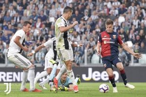 Dove vedere Genoa Juventus in TV e in streaming
