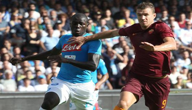Dove guardare Roma Napoli in TV e in streaming