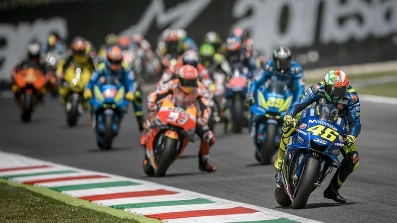 Motogp Calendario Tv8.Calendario Motogp 2019 Date E Orari In Tv E Streaming