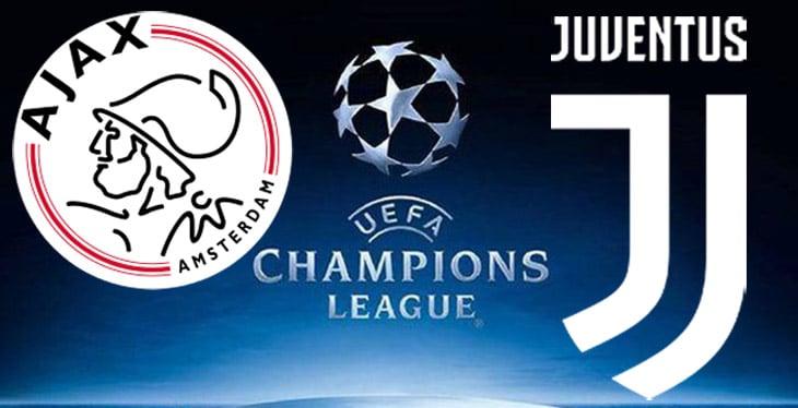 Dove guardare Ajax Juventus in TV gratis rai