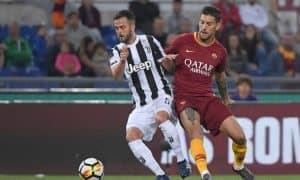 Dove vedere Roma Juventus in streaming e in TV