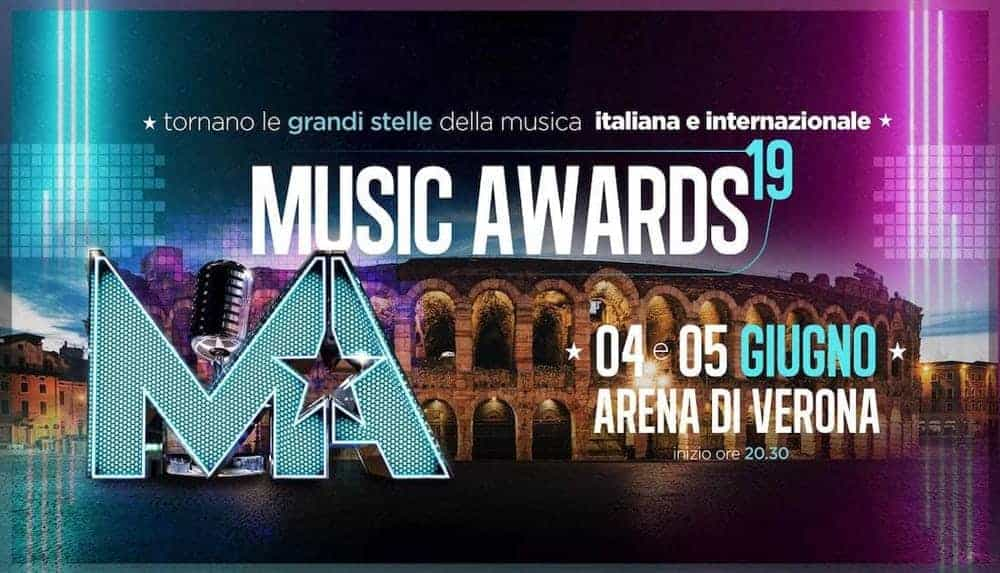 Wind Music Awards 2019 dove vederlo in tv cantanti artisti date scaletta