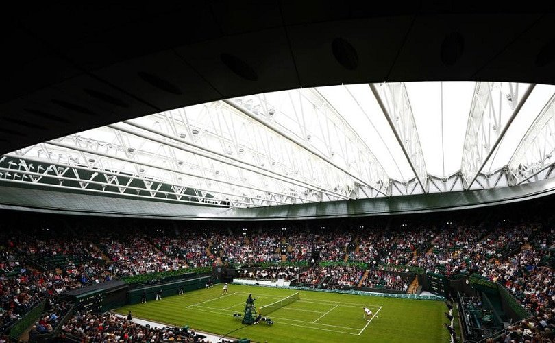 dove vedere Wimbledon 2019 in tv , calendario e tabellone