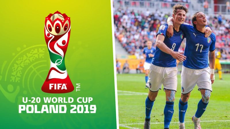 mondiali under 20 polonia 2019 italia ucraina semifinale in tv e streaming