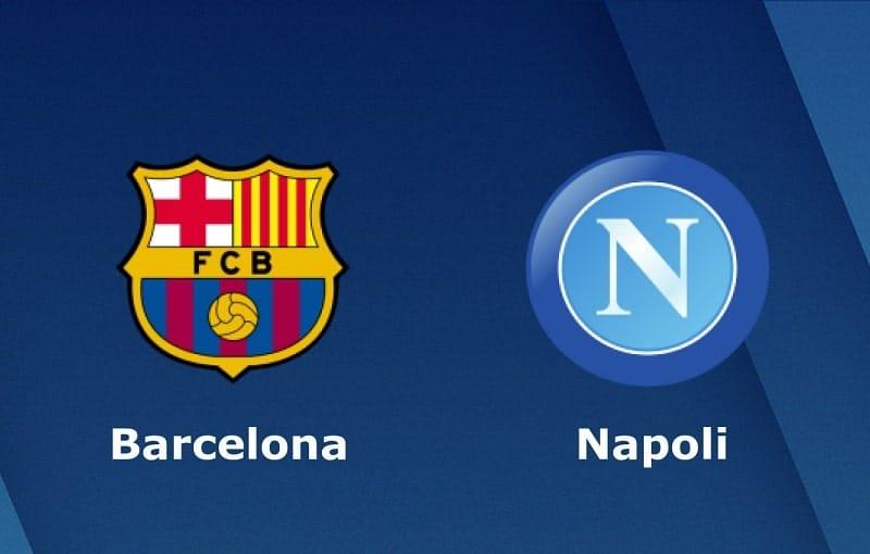 come vedere Napoli Barcellona amichevole in tv e streaming