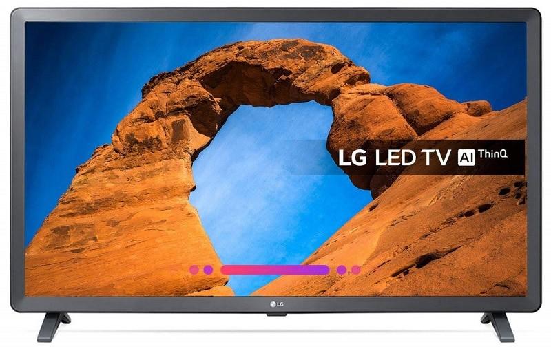 LG 32LK610B smart tv hbbtv dvb-t2