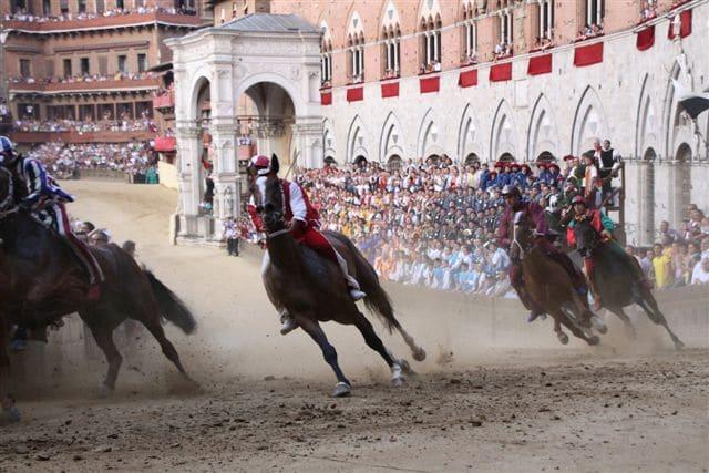Palio di Siena 2019 in tv e streaming