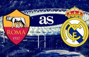 Roma Real Madrid