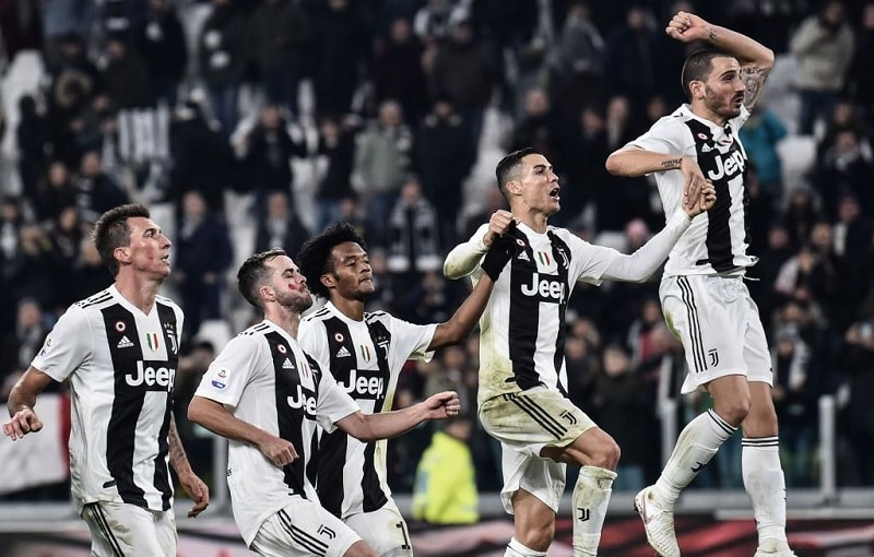 Calendario Serie A Su Sky.Calendario Serie A 2019 20 Juventus Le Partite Su Sky E Dazn