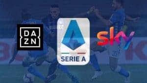 Calendario di Serie A 2019-20: come vedere le partite su Sky e DAZN