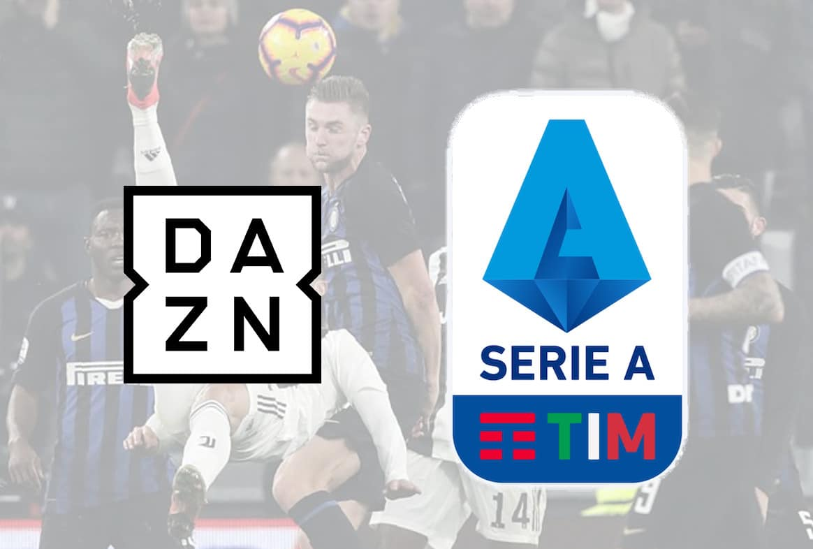 Calendario Serie A 15 Ottobre.Quali Partite Trasmesse Su Dazn Della Serie A 2019 20 Il