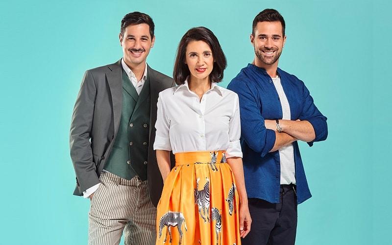 Cortesie per gli Ospiti 2019 in TV puntate giudici cast