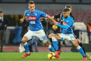 Napoli Sampdoria dove vederla in streaming e in TV - 14 settembre 2019
