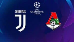 Juventus Lokomotiv Mosca dove vederla in TV – Champions League