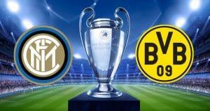 Dove vedere Inter Borussia Dortmund in TV e streaming
