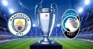Come vedere Manchester City Atalanta in TV e streaming in chiaro