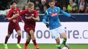 Dove vedere Salisburgo Napoli in TV e streaming – Champions League